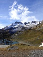 A little Suisse paradise (Carandoom) Tags: ciel paysage neige lac