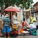 Breakfast Street Food, Cartagena Colombia