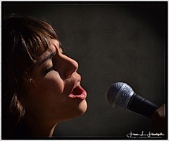 """Gracie Jessop"" (""SnapDecisions"" photography) Tags: jazz fiesta tucson arizona jessop brushstroke vocal vocalist"