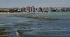 Puerto Madryn (nebulous 1) Tags: puertomadryn argentina patagonia beach water ocean atlantic southatlantic buildings skyline nikon nebulous1 glene