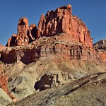 Rising Above the Surrounding Landscape (Capitol Reef National Park) thumbnail