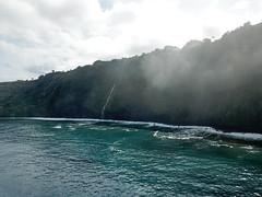 Waipio Drone (2) (BoyUtot) Tags: honokaa hawaii unitedstates waipiovalley waipiofalls waimea surfing hiking trekking dronephotography mavic panasonicgh1 bigisland lumix 100300mm travel nature landscape seascape ramesesmendoza