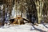 Cabin in the Woods (Flapweb) Tags: fairfax vermont cabin