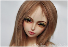 MNF Nanuri17 for Smudge (Eludys) Tags: minifee fairyland dollfairyland mnf bjd doll abjd faceup makeup commission nanuri nanuri17 17 balljointed