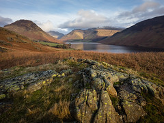 wasdale (Ade G) Tags: landscape rocks seasons lakes mountains snow winter