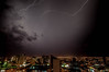 Lightning #4 - Bauru/SP (Enio Godoy - www.picturecumlux.com.br) Tags: niksoftware longexposure nikon d300s nikond300s brazil lightning sky baurusp viveza2412141351276215 contrast long