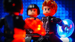 He fights for the Users (Alan Rappa) Tags: afol lego legophotography minifigs minifigures toy toys tron tweetme
