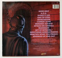 A0500 NAPALM Cruel Tranquility (vinylmeister) Tags: vinylrecords albumcoverphotos heavymetal thrashmetal deathmetal blackmetal vinyl schallplatte disque gramophone album