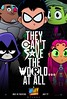 New 'Teen Titans GO! To The Movies' Poster Mocks 'Justice League' (verlamandymaf6) Tags: ifttt wordpress