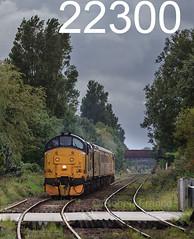 5d2_22300_050917_x37219_bare_lane_morecambe_1q83_col_nr_edr16lr6pse15weblowres (RF_1) Tags: 12csvt 2017 37 37219 barelane boulogne britain british brushtraction class37 colas colasrailfreight diesel ee england englishelectric freight haulage hauling infrastructuremonitoring lancashire loco locomotive locomotives locos morecambe networkrail rail railfreight railroad rails railway railways testtrain train trains transport uk unitedkingdom