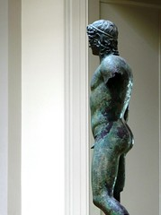 Nude Youth (jacquemart) Tags: britishmuseum london bloomsbury ancienthistory monumental nudeyouth