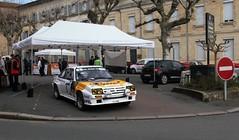 #05 Opel MANTA 400 (kinsarvik) Tags: castillonlabataille gironde bordeauxaquitaineclassic rallye rally
