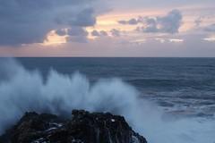 Splash (geofroi) Tags: portugal travel canon f14 fujinon manuallens nazare 50mm 5dmarkii