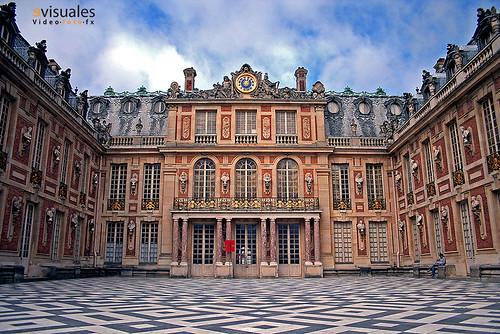 Les extérieurs de Versailles