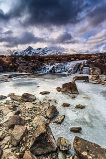 Sligachan Falls