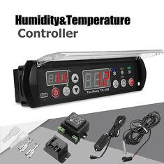 12V Microcomputer Digital Temperature Humidity Controller Thermostat Sensor (1205589) #Banggood (SuperDeals.BG) Tags: superdeals banggood electronics 12v microcomputer digital temperature humidity controller thermostat sensor 1205589