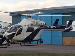 G-YPOL Explorer MD902 Helicopter Specialist Aviation Services Ltd (Aircaft @ Gloucestershire Airport By James) Tags: gloucestershire airport gypol explorer md902 helicopter specialist aviation services ltd egbj james lloyds