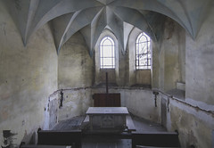 Chapel Cliro (Denisa Colours of Decay) Tags: abandoned abandonedplaces urbex urbanexploration urban explore exploration chapel church lostplace lostplaces forgotten decay holy holyplace czech czphoto canon