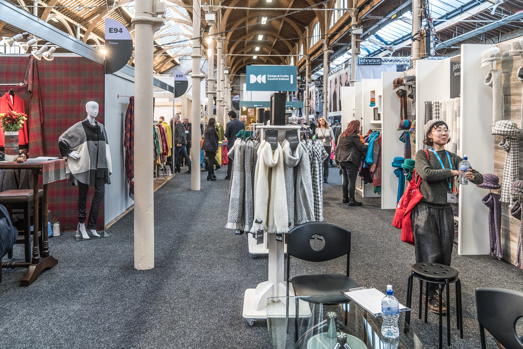 SHOWCASE IRELAND AT THE RDS IN DUBLIN [Sunday Jan. 21 to Wednesday Jan. 24]-135968