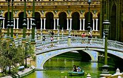 Plaza de España (portalealba) Tags: sevilla andalucía españa spain portalealba canon eos1300d 1001nights 1001nightsmagiccity