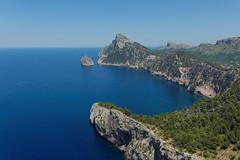 Mirador Es Colomer - Mallorca (Peter Goll thx for +7.000.000 views) Tags: 2014 mallorca urlaub spain spanien mittelmeer sea ocean rock mirador colomer