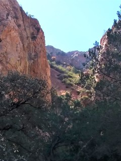 Window canyon trail