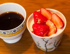 いちごプリン_2180082 (tobi911) Tags: 2018 feb strawberry fluit puding red coffee