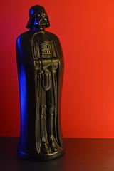 Darth Vader (radargeek) Tags: darthvader shampoo bubblebath bottle empirestrikesback vintage stilllife lighting starwars