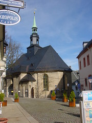 Dsc17798 (littleRedDaemon) Tags: architektur kirche bergbautradition erzgebirge annabergbuchholz