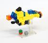 6175 Crystal Explorer Sub (Tim Dawson) Tags: lego microscale submarine crystal