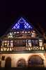 Maison Herzer [Kaysersberg - 6 December 2017] (Doc. Ing.) Tags: 2017 france alsace kaysersberg town christmas facade halftimberedhouse wood architecture halftimbered night nighttime façade upper rhine