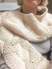 2018-1-9 Camilla shawl