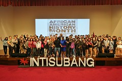 2018 African American  History Month talk at INTI (United States Embassy Kuala Lumpur) Tags: 2018 black history month talk inti