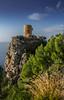 Torre del Verger (dominic.rothenberger) Tags: mittelmeer wachturm watchtower nikon mediterraneansea mallorca landscape