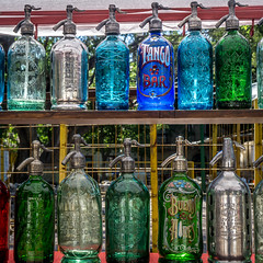 Buenos Aires (Mariano 57) Tags: argentina buenosaires santelmo glass bottle soda challengegamewinner