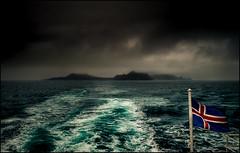Leaving the Islands - Final (niggyl (well behind)) Tags: elliðaey bjarnarey inspiredbyiceland island cloudsstormssunsetssunrises ísland cloudporn suðurland iceland icelandiclandscape southiceland fujifilm fujinon breathtakinglandscapes luminar2018 vestmannaeyjarislands heimaey eldfell volcanicislands seascape landscape therebeastormabrewin fujifilmxt2 fujixt2 xt2 fujinonxf2314r fujixf2314r xf2314