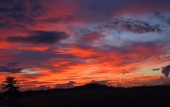 Record Temperature Day Sunrise. Valencia, PA (bobchesarek) Tags: sunrise westernpennsylvania vavenciapa pennsylvania