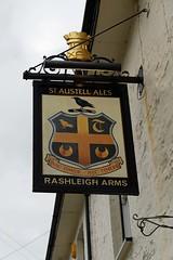 Rashleigh Arms, Charlestown (Dayoff171) Tags: kernow cornwall pubsigns signs unitedkingdom greatbritain gbg gbg2018 england europe