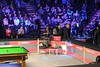 Judd Trump's chair (zawtowers) Tags: 2018 dafabet masters snooker tournament alexandra palace ally pally london invitation only event top 16 ranking sport competitive evening session judd trump chair corner table afsnikkor50mmf18g 50mm fifty