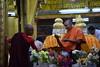 DSC_7579 (Kent MacElwee) Tags: monk buddhistmonk myanmar burma sea southeastasia asia lake freshwaterlake inlelake hpaungdawupagoda buddha buddhism buddhist goldleaf temple pagoda hpaungdawoo sacred phaungdawoo shanstate nyaungshwe