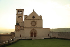 Assisi. (coloreda24) Tags: 2014 assisi basilicadisanfrancesco perugia landscape umbria italy italia europe canonefs1785mmf456isusm canon canoneos500d