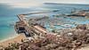 [0285] Vista parcial de Alicante desde el Castillo de Santa Bárbara (Pepe Balsas) Tags: alicante comunidadvalenciana mar