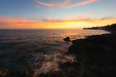 Christmas Eve 2014 (shanepinder) Tags: bahamas christmaseve nassau newprovidence clouds coast coastline dawn morning ocean sea sky sunrise water