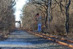 The Rainbow Bridge (BravoDelta1999) Tags: canadiannational cn railway wisconsincentral wc railroad sooline soo waukeshasubdivision riverforest illinois budd rdc 1501 track geometry car