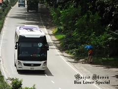 SR Plus Hyundai (Baizid Shovon) Tags: hyundaibus hyundai sr buslover