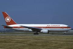 C-GAUU (Air Canada) (Steelhead 2010) Tags: aircanada boeing b767 b767200 yyz creg cgauu