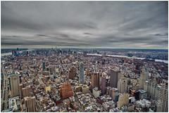 One World Observatory (BobGeilings.nl) Tags: newyork sky skyline city high buildings oneworldobservatory skyscraper