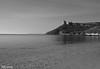 Lasciatemi qui (39Leon) Tags: sardegna mare caglairi canon60d biancoenero blackwhite landscape sea spiaggia osservatorio italy bw beach dream nostalgia
