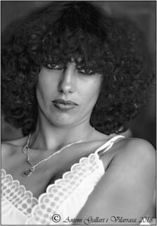 Portrait 11.  ( Book Silvia Model U.K.)