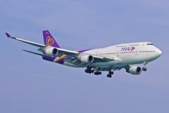 HKT/VTSP: ThaiAir Boeing B747-4D7 HS-TGY (Roland C.) Tags: aircraft airplane airliner boeing airbus airport phuket phuketairport phuketinternationalairport thailand hkt vtsp
